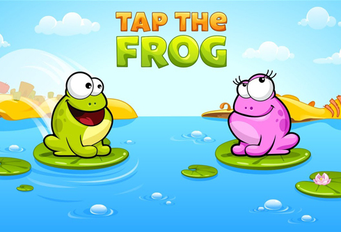 Game Localization: Tap the Frog, by Playmous