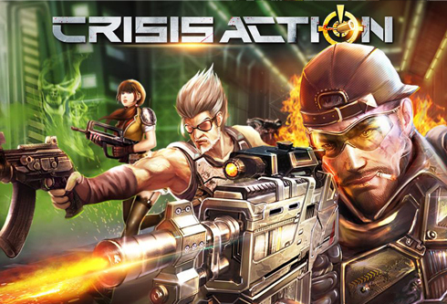 Game Localization: Crisis Action, by the Efun Company Limited