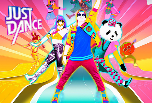 Game series localization: Just Dance by Ubisoft