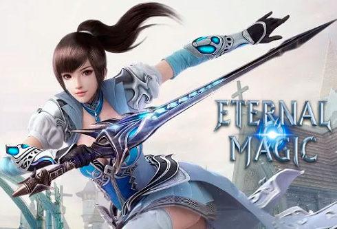 Eternal Magic by 101XP