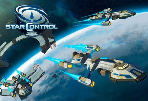 STAR CONTROL: ORIGINS BY STARDOCK ENTERTAINMENT