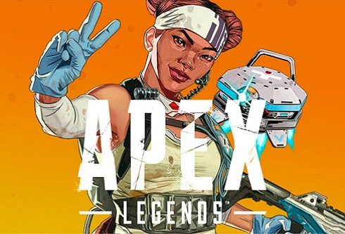 APEX LEGENDS by Electronic Arts