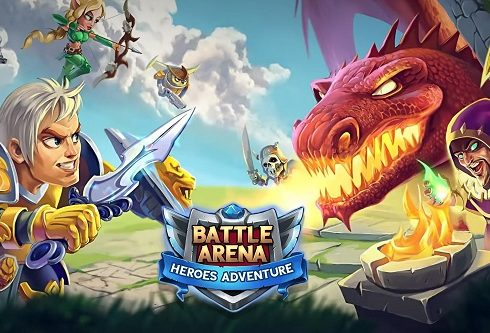 Battle Arena: Heroes Adventure by Red Brix Wall
