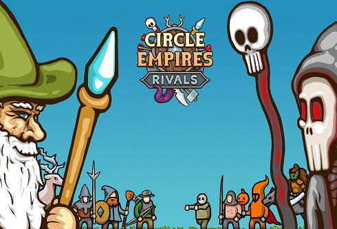 Circle Empires: Rivals by Luminous and Iceberg Interactive