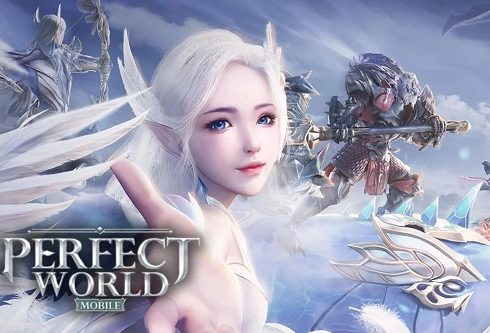 Perfect World Mobile by Perfect World Games
