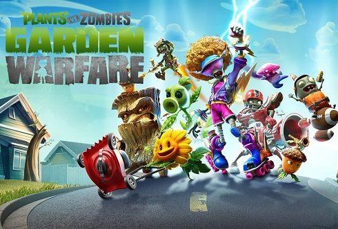 Garden Warfare: Plants VS Zombies by Electronic Arts