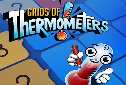 Grids of Thermometers by Frozax Games