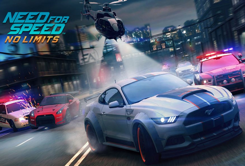 Need for Speed: No Limits by Electronic Arts