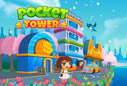 Pocket Tower by Overmobile