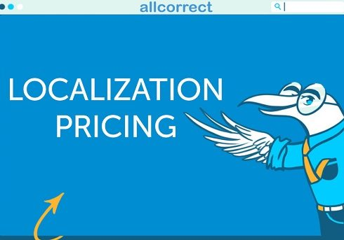 Localization Pricing