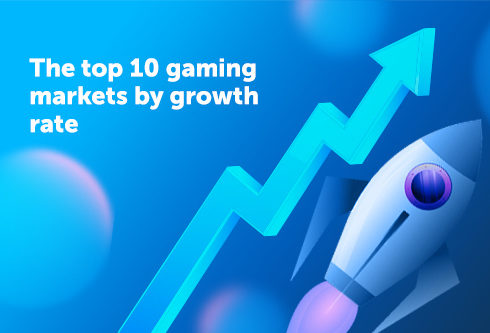 Top 10 Fastest-Growing Gaming Markets