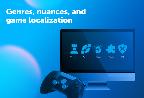 Genres, nuances, and game localization